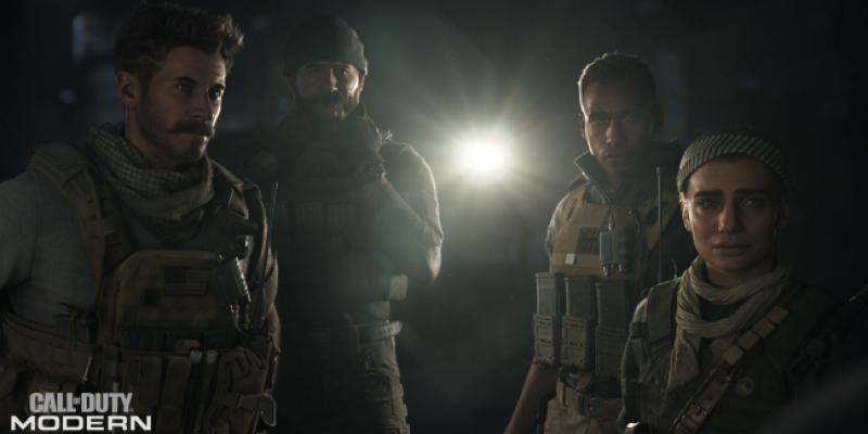 Call of Duty: Modern Warfare 4 Reveals Single Player Campaign