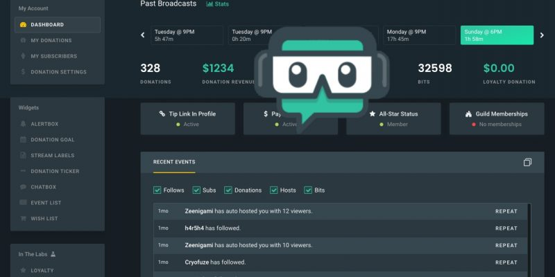 Logitech to buy Streamlabs, our favorite streaming software, for $89 million